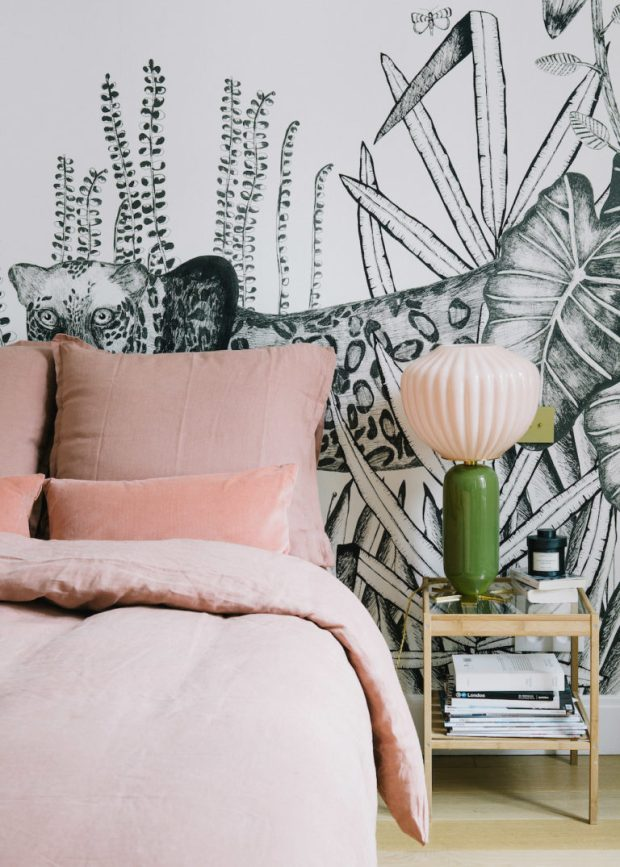 pink-and-green-in-the-bedroom-a-happy-chic-parisian-apartment-tour-via-coco-kelley-768x1075