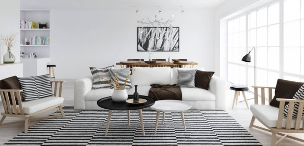 salon-estilo-nordico-textiles