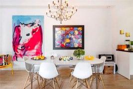 cocina-decorada-con-obras-de-arte