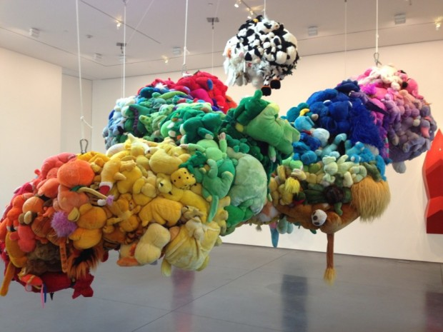 mike-kelley-deodorized-central-mass-with-satellites