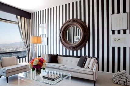 sala-de-estar-rayas-blanco-negro